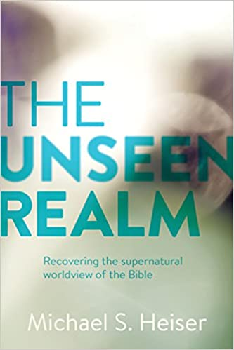 Image result for the unseen realm by michael