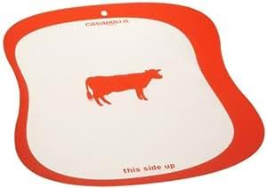 Casabella Silicone Cutting Board, Set of 4