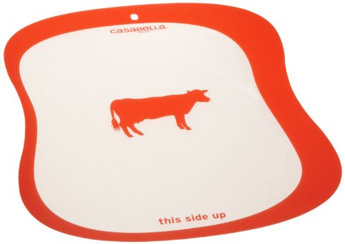 Casabella Silicone Cutting Board Set