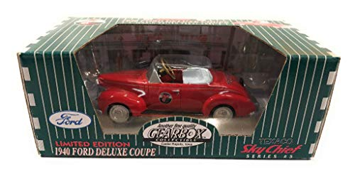 Amazon com: Gearbox Texaco Sky Chief 1940 Ford Deluxe Coupe