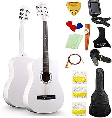 Guitarra para Niños Guitarra Clásica Española 36 Pulgadas con ...
