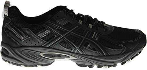 ASICS Men's Gel-Venture 5-M, Black/Onyx/Charcoal, 7 M US by ASICS (Image #1)
