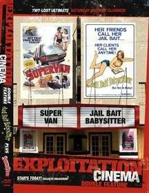 Exploitation Cinema: Supervan / Jailbait ()