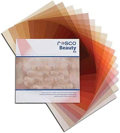 Rosco lux Red Diffusion 20x24 Sheet of Light Diffusing Material