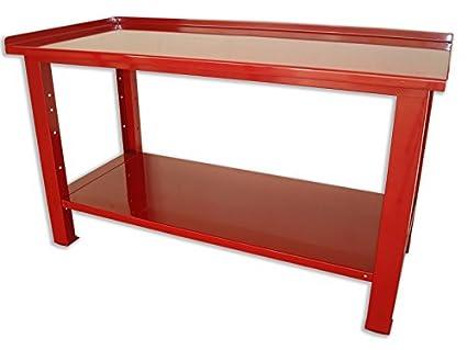 Tavolo Da Lavoro Per Garage : Banco da lavoro tavolo da lavoro in acciaio serie