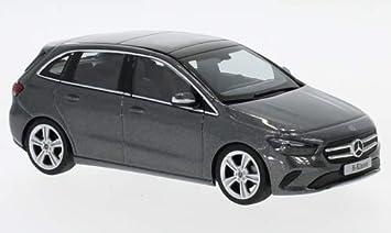 2016 graumetallic 1:43 Sonderpreis Herpa B66960456 # Mercedes Benz B-Klasse Bj