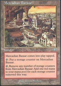 Magic: the Gathering - Mercadian Bazaar - Mercadian Masques