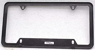 Genuiene Audi Accessories 8K0071801A Carbon Fiber Sport License Plate Frame