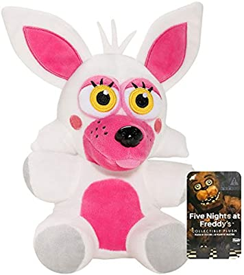 6 Funko Five Nights at Freddys Foxy Plush