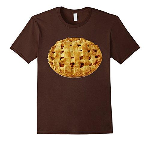 Mens Apple Pie Last Minute Halloween Costume T-shirt Small (Awesome Halloween Costumes Last Minute)