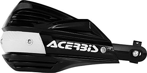 Acerbis X-Factor Handguards (Black) ()