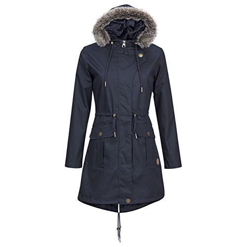 Jacket Waterproof Womens Casual Parka Heritage Jack Country Lopez Ladies Navy Murphy qOUnxwP7