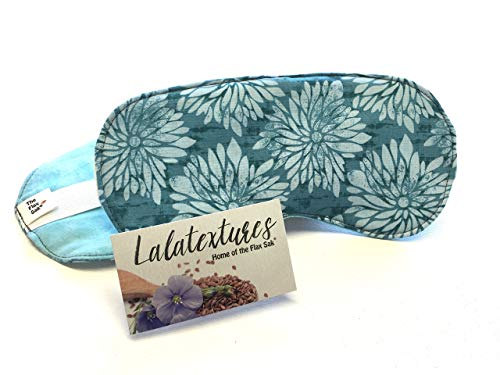 Sleep Mask by Lalatextures Home of The Flax Sak
