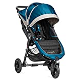 Review of Baby Jogger 2014 City Mini GT Single Stroller, Teal/Gray