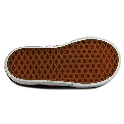Vans Unisex Kids' Authentic Low-Top Sneakers (multi eyelets) perf/hot pink 2zAWo1
