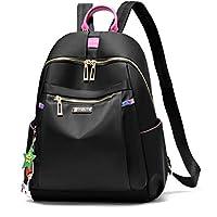 Cheruty Ladies Satchel Shoulder Bag (Black)