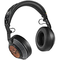 House of Marley EM-FH041-MI Liberate Midnight XLBT Bluetooth Wireless Headphones
