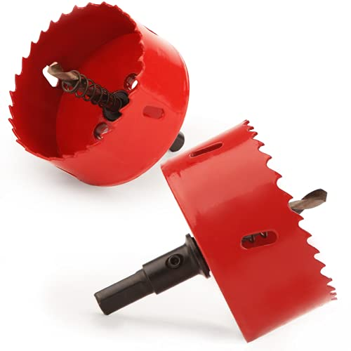 Metal hole saw