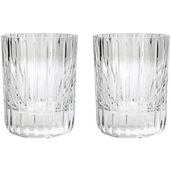f9d60741a6ff Amazon.com  Baccarat Crystal BA2811298 Harmonie Tumbler No 1 Glass ...