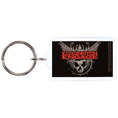 Killswitch Engage - Skull Keychain
