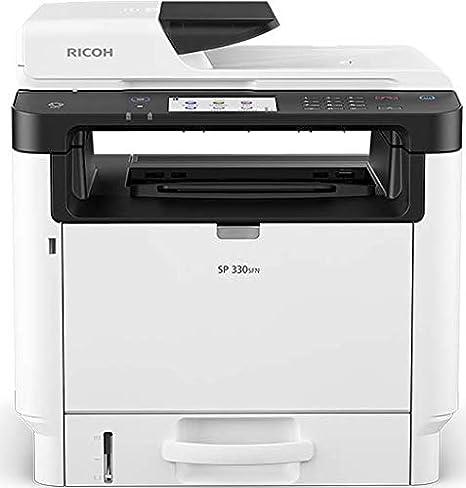 Amazon.com: Ricoh SP 330SFN - Impresora multifunción láser ...