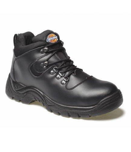 Dickies Fury Safety Hikers Black mLxf4GOia