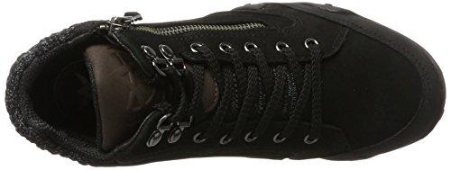 Black Compétition de buk 1 by 1 Chaussures Tex Allrounder Black G nubuk Femme Noir T Mephisto Running Faida BO0wPxqxX