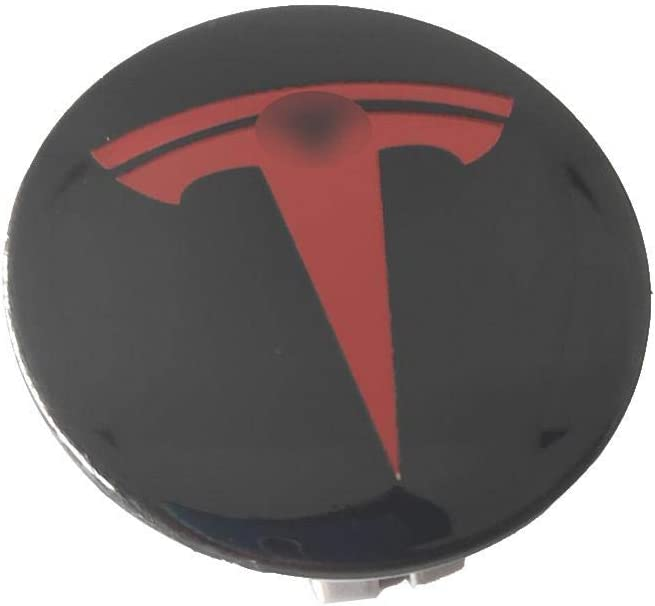 GSNML Tesla Model 3 aero wheel cap kit Center Cap Set and Wheel Lug Nut Cover