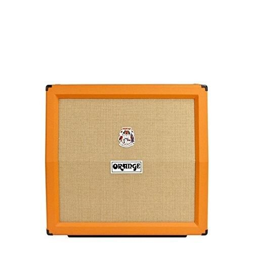 - Orange Amplifiers PPC Series PPC412-A 240W 4x12 Guitar Speaker Cabinet Orange Slant