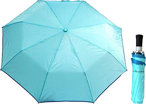 - Misty Harbor Auto Open Umbrella One Size Blue/green