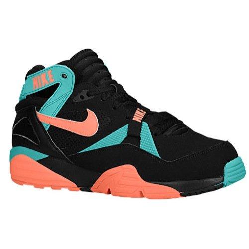 Nike Mens Air Trainer Max '91 South Beach Bo Jackson Black/Hyper Jade/Hyper Punch 309748-006 Size 9 (Nike Sc Trainer High)