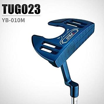 HWTP Putter de Golf: Nivel Profesional, línea de Empuje del ...