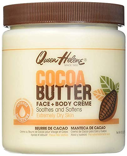 (Queen Helene Cocoa Butter Creme 15 oz (Pack of 4))