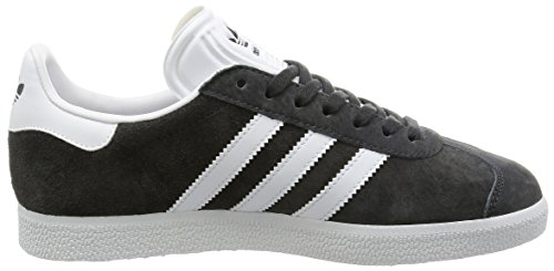adidas Originals Gazelle Bb54, Scarpe Running Unisex - Adulto Blu (Dgh Solid Grey/White/Gold Metallic)