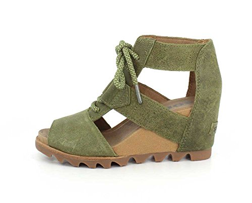 Olive Shoes Joanie Sorel Suede Womens Lace Drab Bp6B0Xq