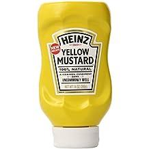 Heinz Yellow Mustard, 14 Ounce
