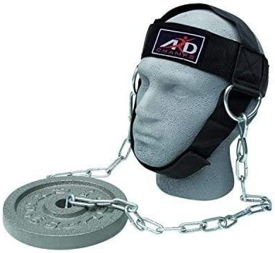 Details about  /Head Harness Neck Exercise Head Strap for Weight Lifting Gym Fitness Training*jg