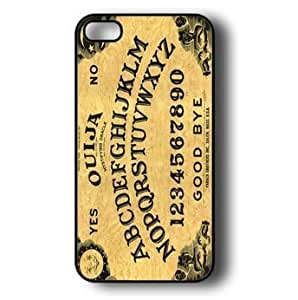 Generic Ancient Thin Shell Plastic for iPhone4/4s Case - Ouija Board