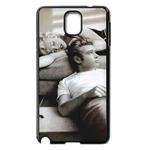 Customized Hard Back Phone Case YU-TH91998 for Samsung Galaxy Note 3 N9000 w/ James Dean by Yu-TiHu(R)