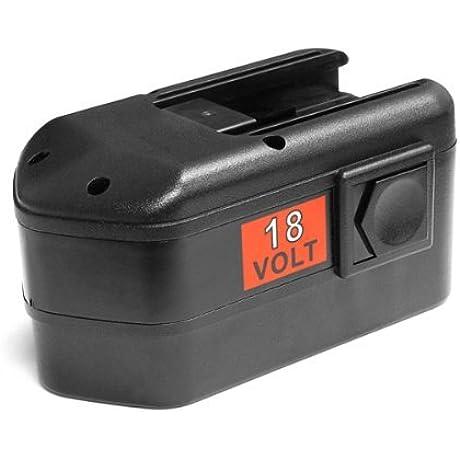 ExpertPower 18v 2000mAh NiCd Battery For Milwaukee 48 11 2230 48 11 2200 48 11 2232 Chicago Pneumatic 8940158631
