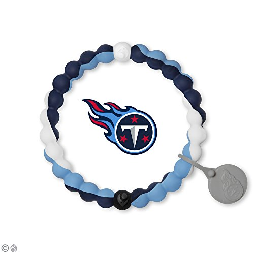 Lokai NFL Collection Bracelet, Tennessee Titans, Size Small (6