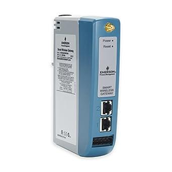 Emerson Wireless 1410A2AD4WX2NA Gateway, WirelessHART, Webserver