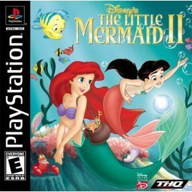 the little mermaid 2 games