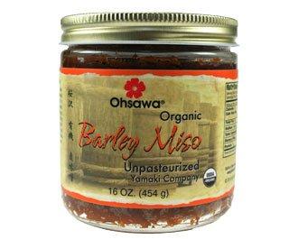 OHSAWA YAMAKI ORGANIC 2-YR BARLEY MISO 1 LB by OHSAWA®