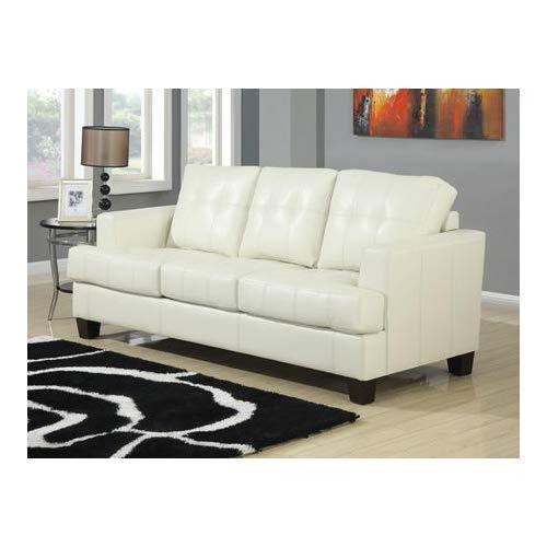 Samuel Sleeper Sofa Cream (Sleeper Sofas Leather)