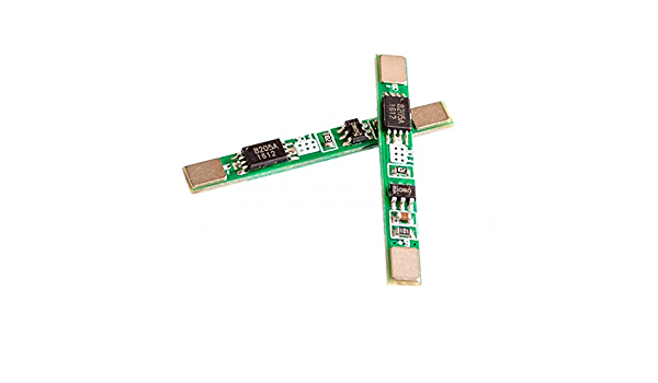 1S 5A 3.7V li-ion BMS PCM Battery Protection Board Pcm for 18650 Lithium ion li Battery Module