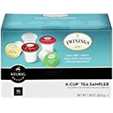 Twinings K-Cup Tea Sampler, 10-Count