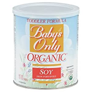 Babys Only Organic Formula Toddler Soy Org Amazon Com