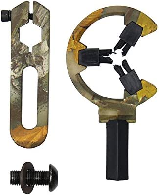 Brush Capture Archery Arrow Rest For Compound Bow Right and Left Hand 4 Shape