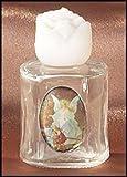 JMJ Products, LLC Guardian Angel Glass Holy Water Bottle